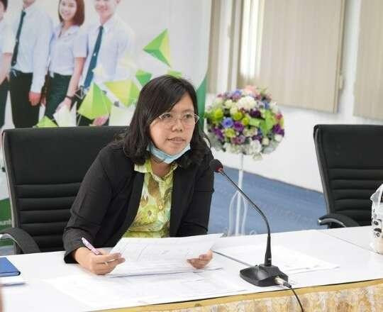 ประชุมการเตรียมความพร้อมดำเนินโครงการประชาสัมพันธ์หลักสูตร