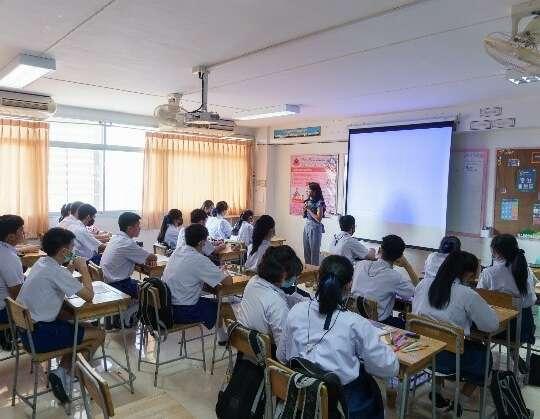 โครงการประชาสัมพันธ์หลักสูตร โรงเรียนปัณณวิชญ์
