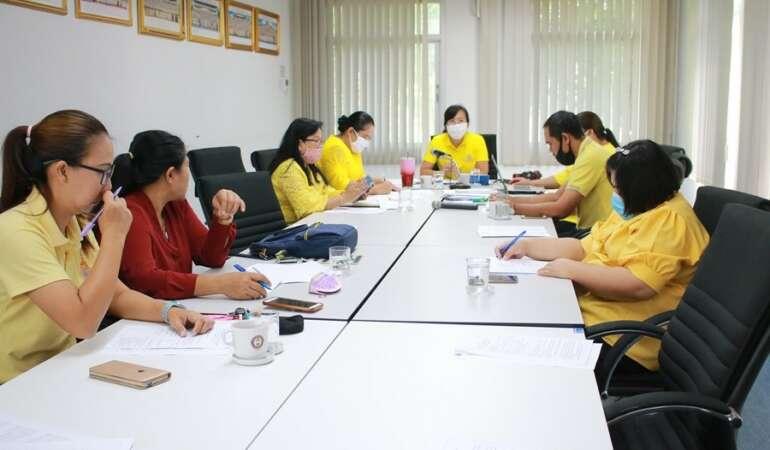 ประชุมแผนการดำเนินงานตามบันทึกข้อตกลงความร่วมมือโครงการด้านชีววิทยาศาสตร์