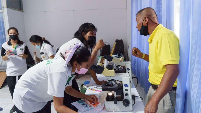 โครงการประชาสัมพันธ์หลักสูตร วิทยาลัยเกษตรและเทคโนโลยีสิงห์บุรี