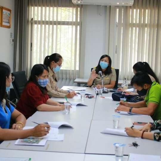 ประชุมหารือการจัดนิทรรศการแสดงผลงานโครงการอนุรักษ์พันธุกรรมพืชฯ