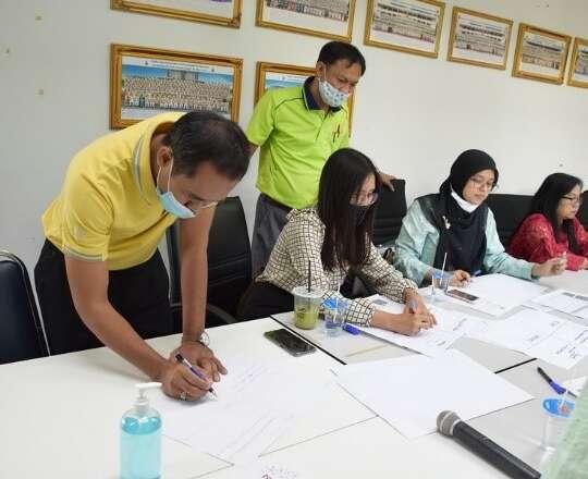 ประชุมคณะทำงานจัดตั้งศูนย์ความเป็นเลิศเฉพาะด้าน (Center of Excellence)