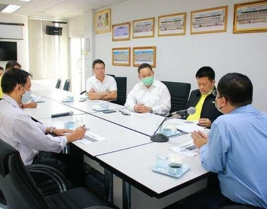 ร่วมหารือแนวทางความร่วมมือกับบริษัท CPF (ประเทศไทย) จำกัด (มหาชน)