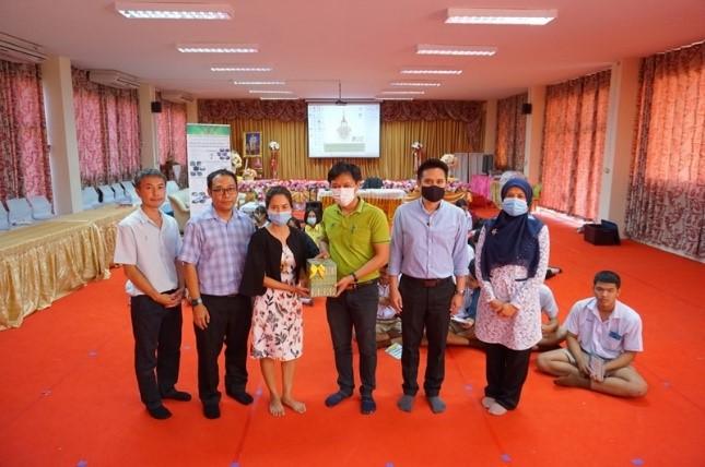 โครงการประชาสัมพันธ์หลักสูตร โรงเรียนเทศบาลชุมชนป้อมเพชร