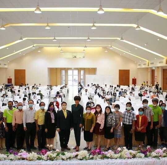 ปัจฉิมนิเทศนักศึกษา ปีการศึกษา 2563