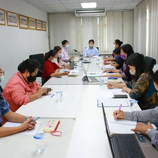ร่วมแลกเปลี่ยนเรียนรู้การทำงานและแก้ปัญหา ภายใต้โครงการ U2T