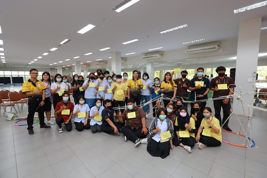 โครงการสัมมนาสโมสรนักศึกษา ประจำปีการศึกษา 2563