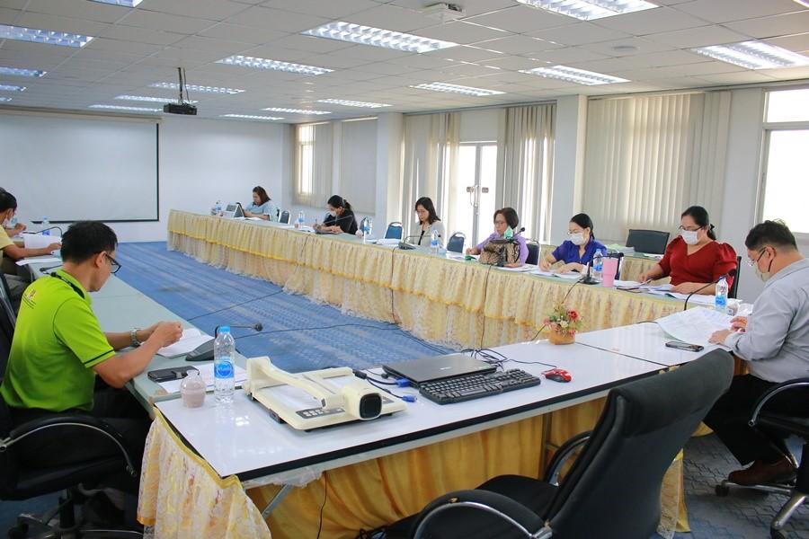 ประชุมคณะกรรมการบริหารคณะ ครั้งที่ 3/2564