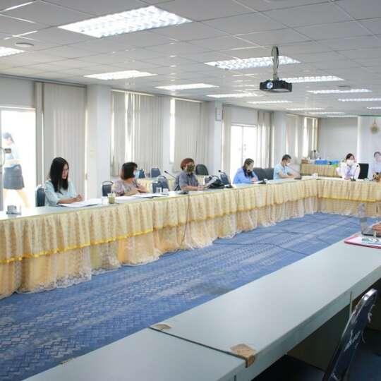 ประชุมขับเคลื่อนกิจกรรมภายใต้ความร่วมมือทางวิชาการ