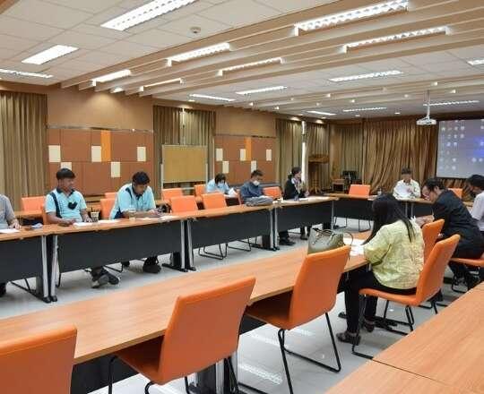 ประชุมคณะกรรมการดำเนินงานโครงการอนุรักษ์พันธุกรรมพืชฯ