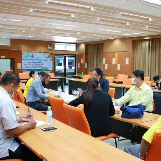 ประชุมจัดสรรงบประมาณและแผนการใช้จ่ายเงิน