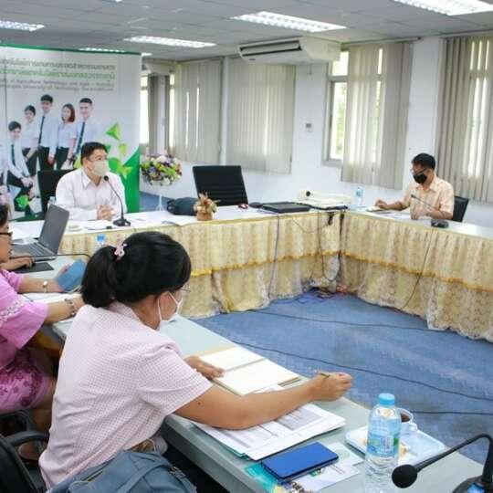 ประชุมวางแผนการดำเนินงานภายใต้การลงนาม MOU