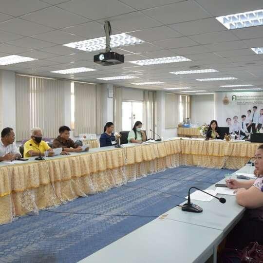 ประชุมหารือการดำเนินงานโครงการพระดาบสสัญจร